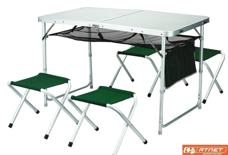 Столик и стульчики для пикника