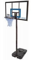 Баскетбольная стойка Spalding NBA Gold Highlight 42 Rectangle Acrylic 77455CN